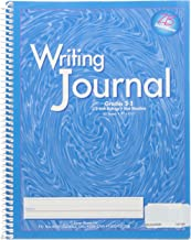 Zaner-Bloser ELP 0602 My Writing Journal for Grades 2-3, Spiral Bound, 50 Sheets, 8