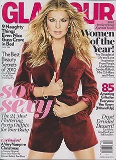 Glamour Magazine December 2010 Fergie