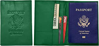 green passport cover