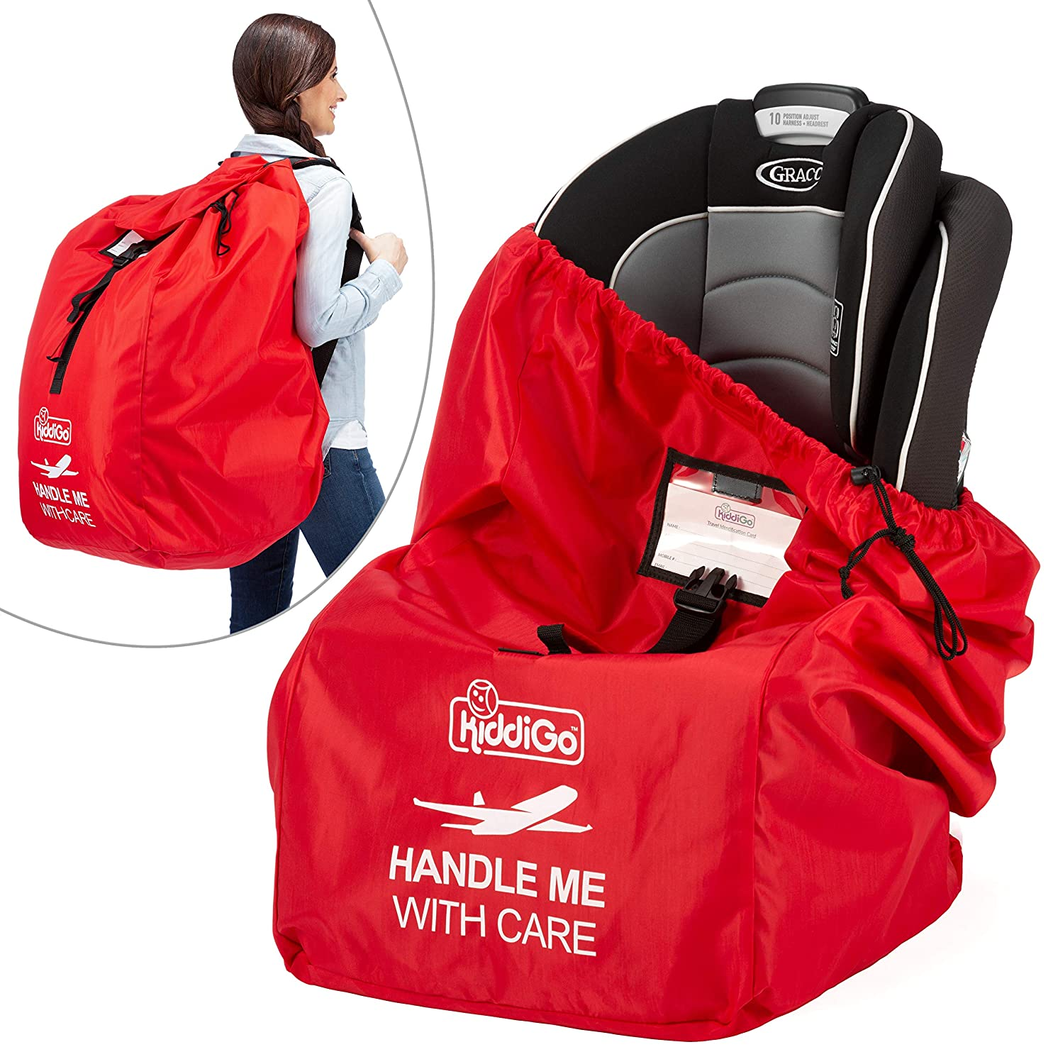 Car Seat Clearance SALE! Limited time! Travel Bag for Gate Airplane Approv Check Airport Very popular