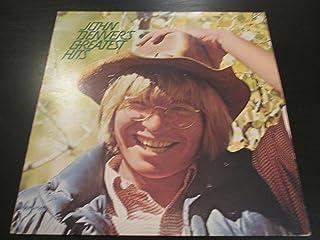 JOHN DENVER greatest hits LP Used_VeryGoodCPL1-0374 Vinyl 1973 Record