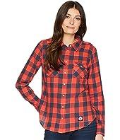 Red Sox Buffalo Western Shirt