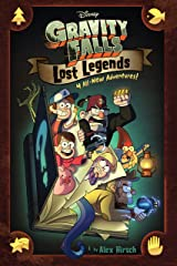 Gravity Falls: Lost Legends: 4 All-New Adventures! (English Edition) eBook Kindle