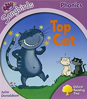 Oxford Reading Tree Read at home Songbirds Phonics Collection Julia Donaldson 36 Books Set Pack RRP: £128.82 (Stage 1,2,3,4,5,6) (Read at Home) [Paperback] [Jan 01, 2012] Julia Donaldson