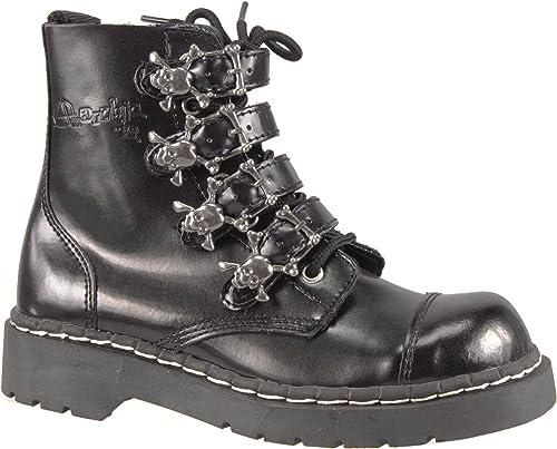 T.u. k.-bottes t2043 sangle (noir)