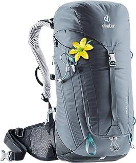 Deuter - Trail SL, Mochilas Unisex Adulto, Negro (Graphite-Black), 24x31x55 cm (B x H T)