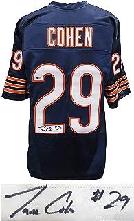 Chicago Bears Tarik Cohen Signed Jersey - Beckett Authentic