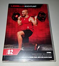 Les Mills Body Pump New Release 82 DVD, CD & Notes