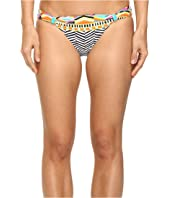Trina Turk - Brasilia Reversible California Hipster Bottom