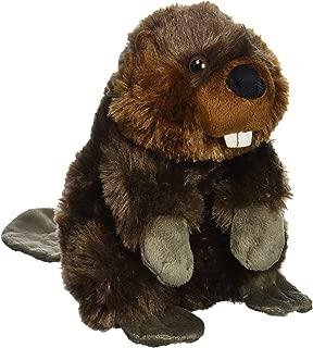 Wild Republic Beaver Plush, Stuffed Animal, Plush Toy, Gifts for Kids, Cuddlekins 8 Inches