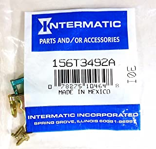Intermatic 156T3492A Timer 1 On and 1 Off Metal Trippers-Jumper
