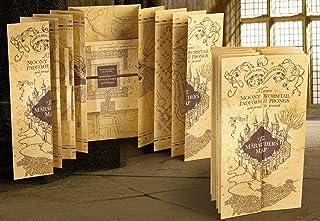 ハリーポッター 忍びの地図 レプリカ オフィシャル・ライセンス商品[並行輸入品]Harry Potter Marauder's Map [並行輸入品]