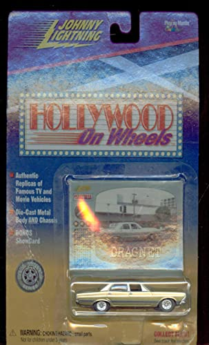 Johnny lumièrening Hollybois on Wtalons Dragnet Police voiture 1 64 Scale by Johnny lumièrening