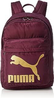 Puma 7479911 Unisex-Adult Backpack, Fig-Gold