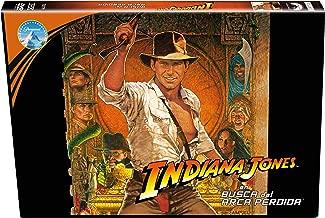 Indiana Jones Y El Arca Perdida (Ed. Horizontal) [DVD] 10 mejores peliculas que tienes que ver
