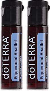 doTERRA Peppermint Essential Oil Beadlets 125 ct (2 Pack)