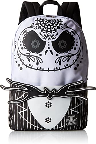 Nbc Sugar Skull Jack Face with Body Backpack