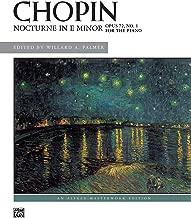 Nocturne in E minor, Op. 72, No. 1: Sheet (Alfred Masterwork Edition)