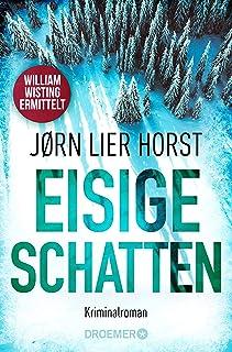 Eisige Schatten: Kriminalroman (William-Wisting-Serie 9) (German Edition)