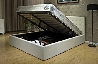 bed that flips up for storage