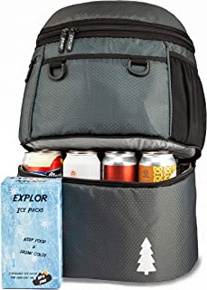 tactical cooler backpack