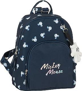 Mini Mochila Mickey Mouse Moon,250x130x300mm