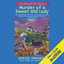 Murder of a Sweet Old Lady: A Scumble River Mystery, Book 2