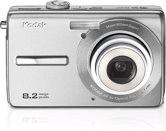 Kodak Zi8 Cam/éscope de poche CMOS 5 Mpix Zoom num/érique 4x Ecran LCD 2,5 128 Mo Noir