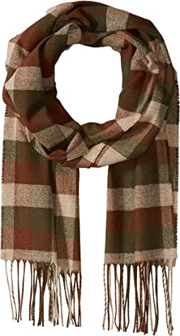 Park Plaid Whisperwool Muffler