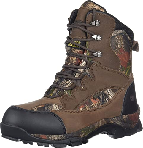Northside Men's Renegade 800 Backpacking botas, Daybreak marrón, 10 Medium US