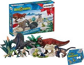 Schleich 97982 Dinosaurs Advent Calendar