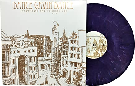 Downtown Battle Mountain (Limited Edition Purple Marble...
