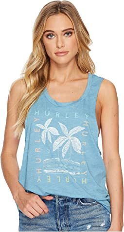 Hurley - Tropics Tank Top