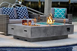 series 60 fire pit table