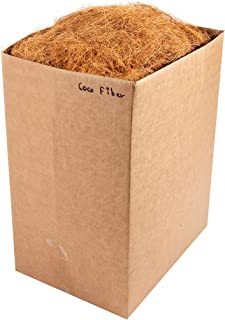 Super Moss (23275) Coco Fiber for Wire Baskets, Dried, 5lbs
