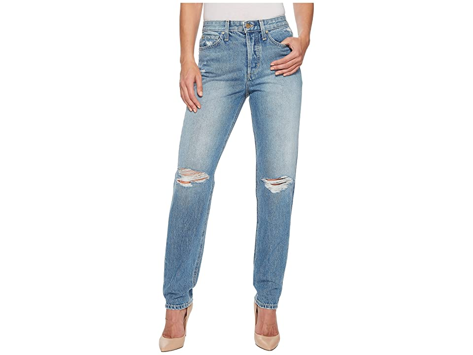 Joe's Jeans High-Rise Smith Ankle in Weaver (Weaver) Women's Jeans