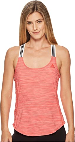 adidas - Performer Cross-Back Tank Top