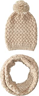 Women's Two Piece Gift Set with Night in Shining Armor Beanie and Snood