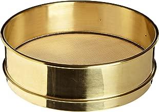 Advantech Brass Brush Sieves, 12