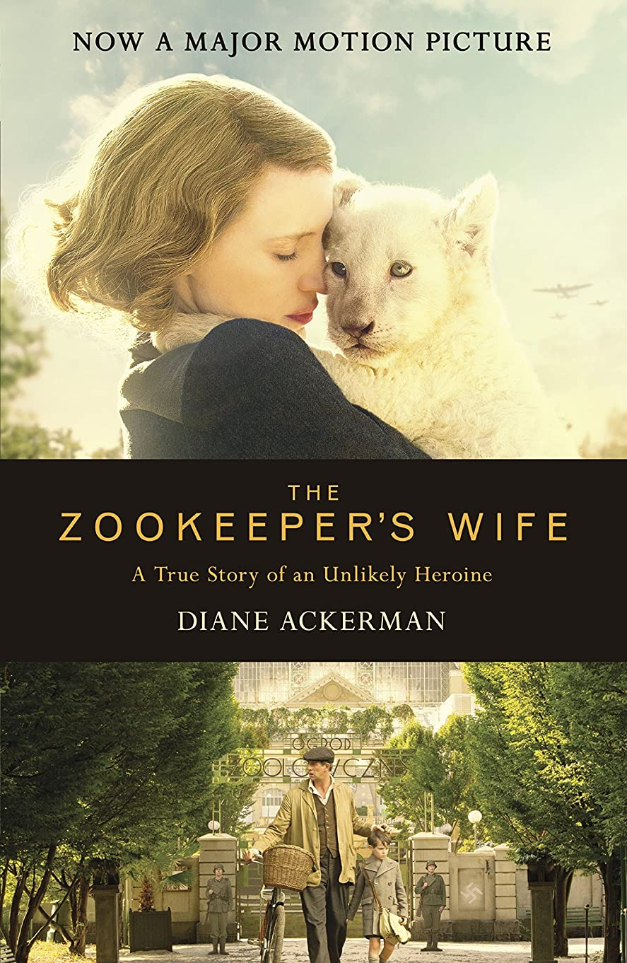 高架浸漬農奴The Zookeeper's Wife: An unforgettable true story, now a major film (English Edition)