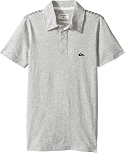 Quiksilver Kids - Everyday Sun Cruise Short Sleeve Shirt (Big Kids)
