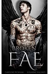 Broken Fae (Ruthless Boys of the Zodiac Book 4) Kindle Edition
