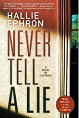 Never Tell a Lie: A Novel of Suspense Kindle Edition