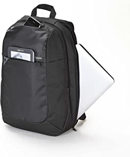 Targus XL Travel and Business Backpack for 17-Inch Laptop, Large Commuter Black Black 16 inches