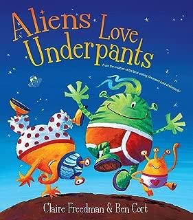 aliens love underpants colouring