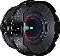 ROKINON XEEN 16mm T2.6 Professional Cine Lens for Nikon, Black (XN16-N)