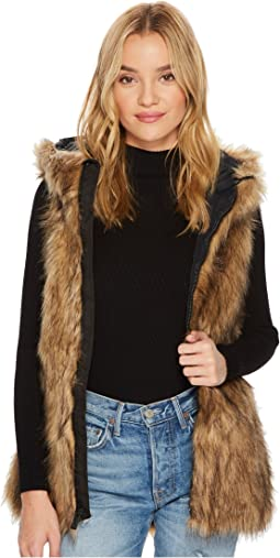 Volcom Snow - Rhea Faux Fur Vest