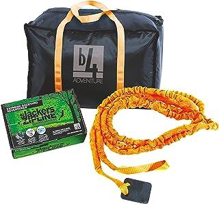 Schildkroet-Funsports Unisex's Slackers Zipline Bungee Brake Kit, Multi-Colour, Small