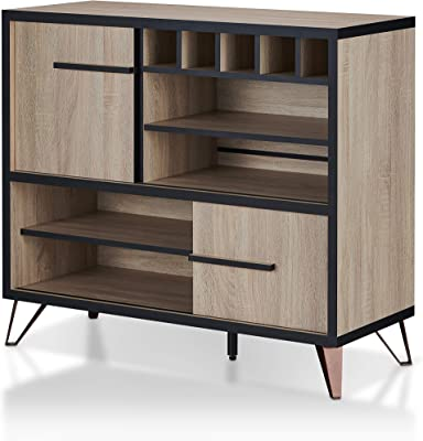 ioHomes Monclova Buffet, Natural Oak
