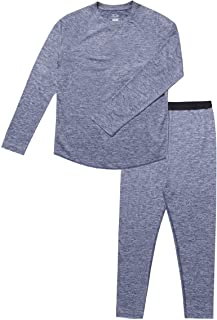 Fruit of the Loom boys Performance Thermals Underwear Set
